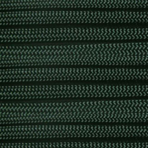 Dark Green 550 7-Strand Paracord - Spools