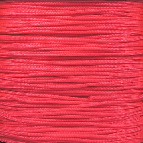 Neon Pink 95 Paracord (1-Strand) - Spools