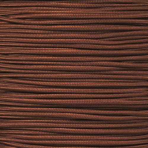 Chocolate Brown 275 Paracord (5-Strand) - Spools