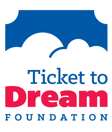 Ticket to Dream Foundation logo.