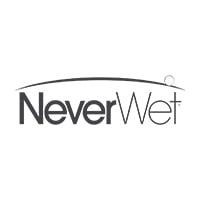 Neverwet Logo.