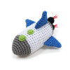 Crochet Space Ship Toy