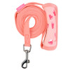 Pinkaholic Loveday Leash(by Puppia)
