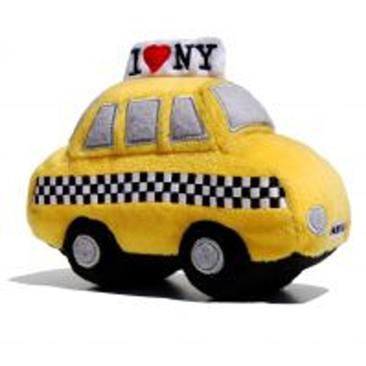 Taxi Dog Toy