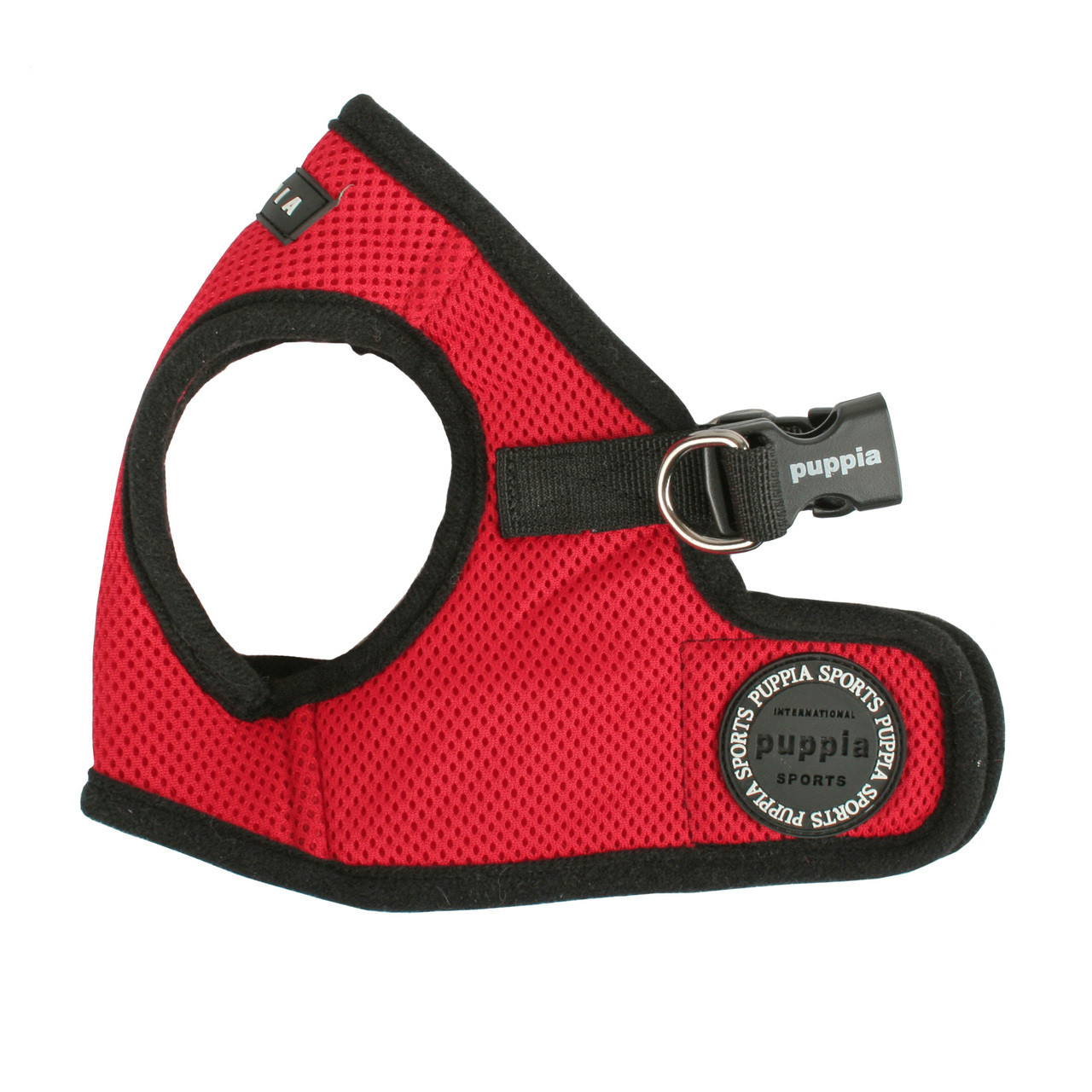 Puppia Soft Mesh Vest in Red