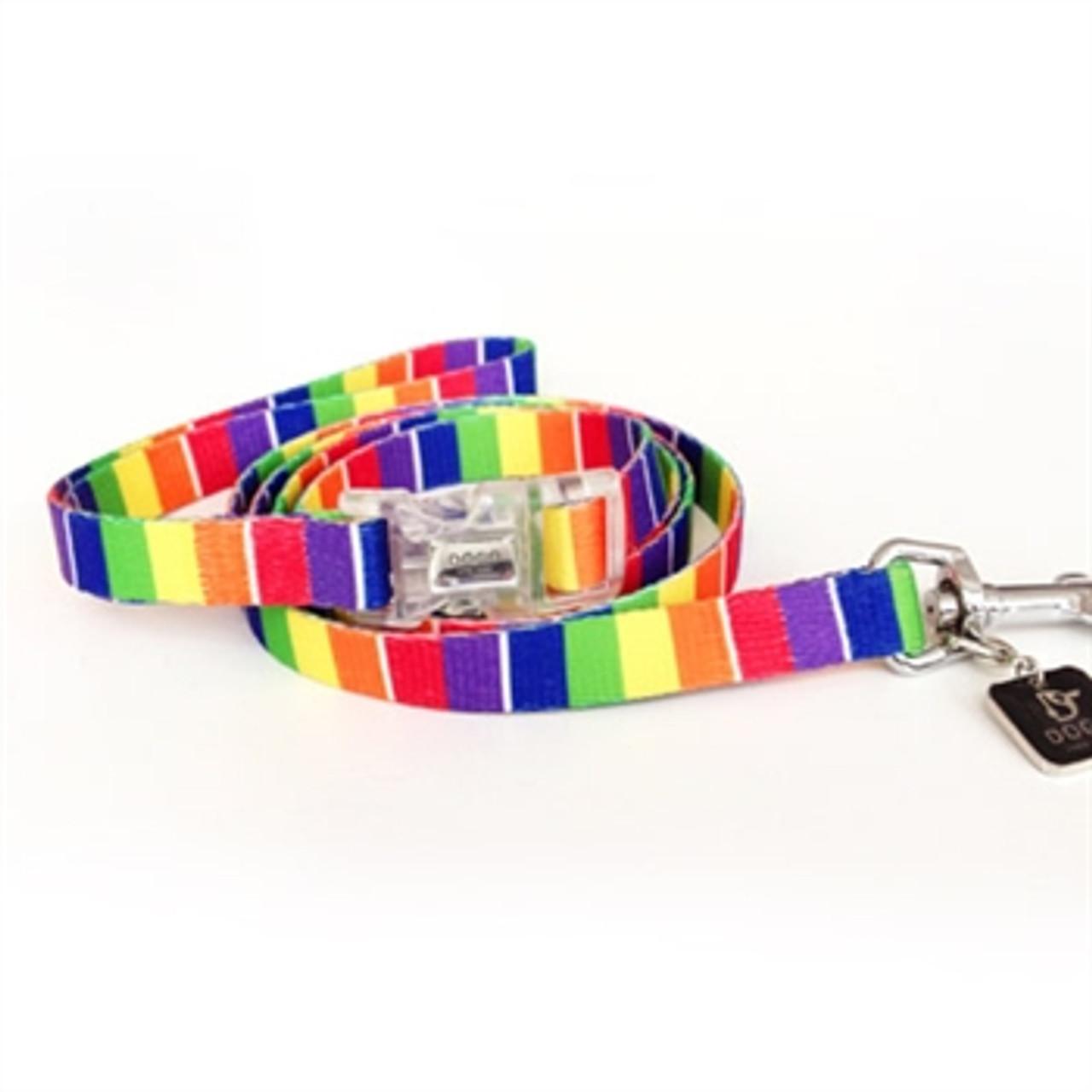 Contempo Rainbow Leash