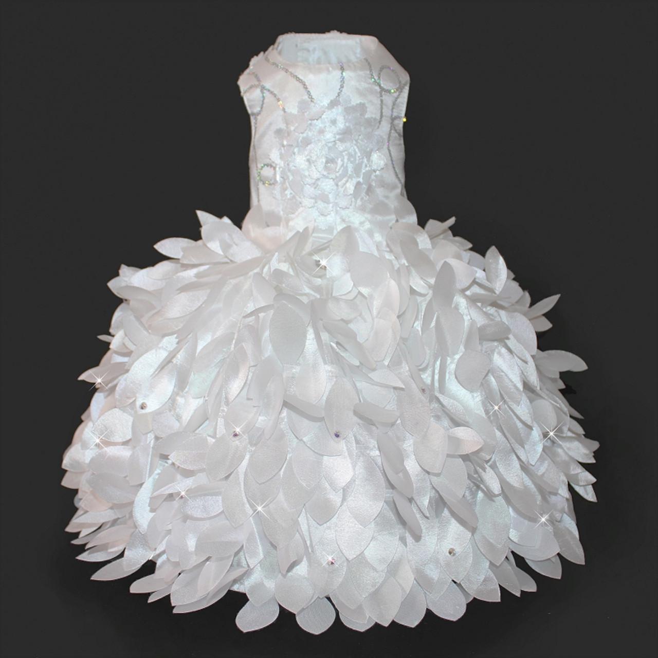 Cinderella White Dress