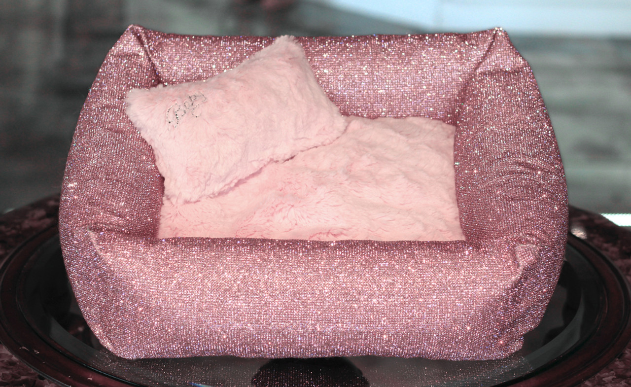 Crystal Bed Collection