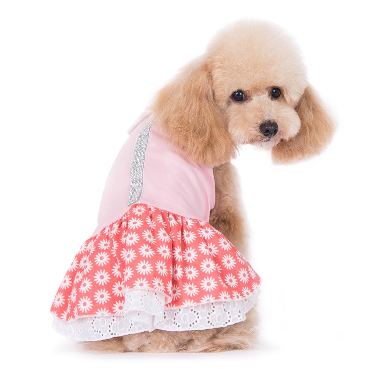 Flower Bling Dress