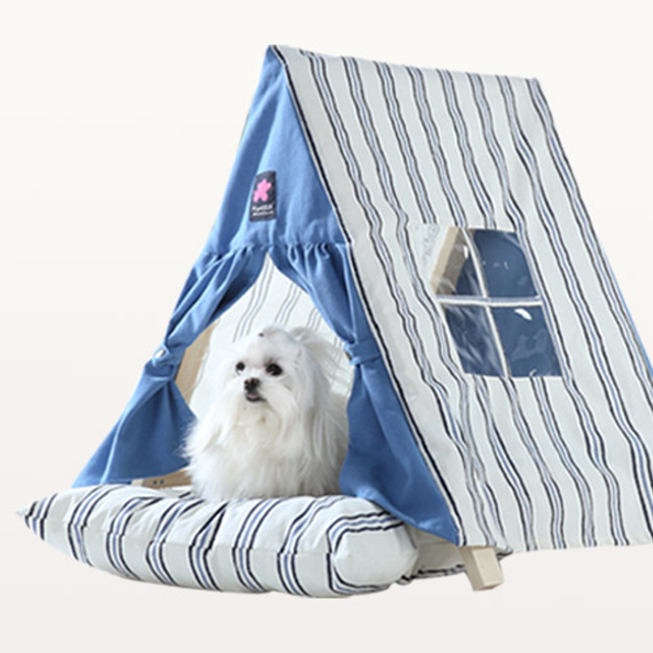 Fundle Crayon Tent Bed