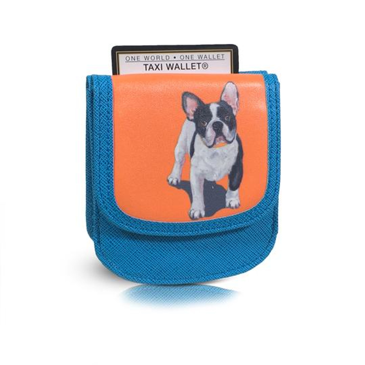 f7b96e13b777 Alicia Klein - French Bulldog Wallet by TAXI WALLET®