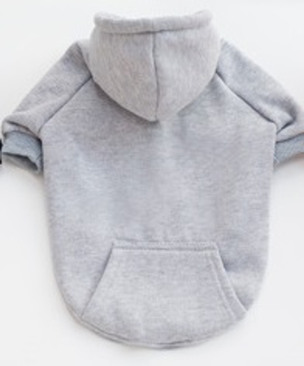 Basic Snap-Front Hoodie