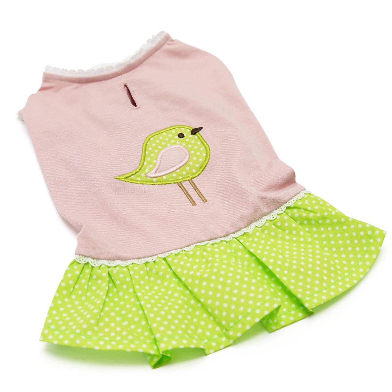 Little Birdy Dress
