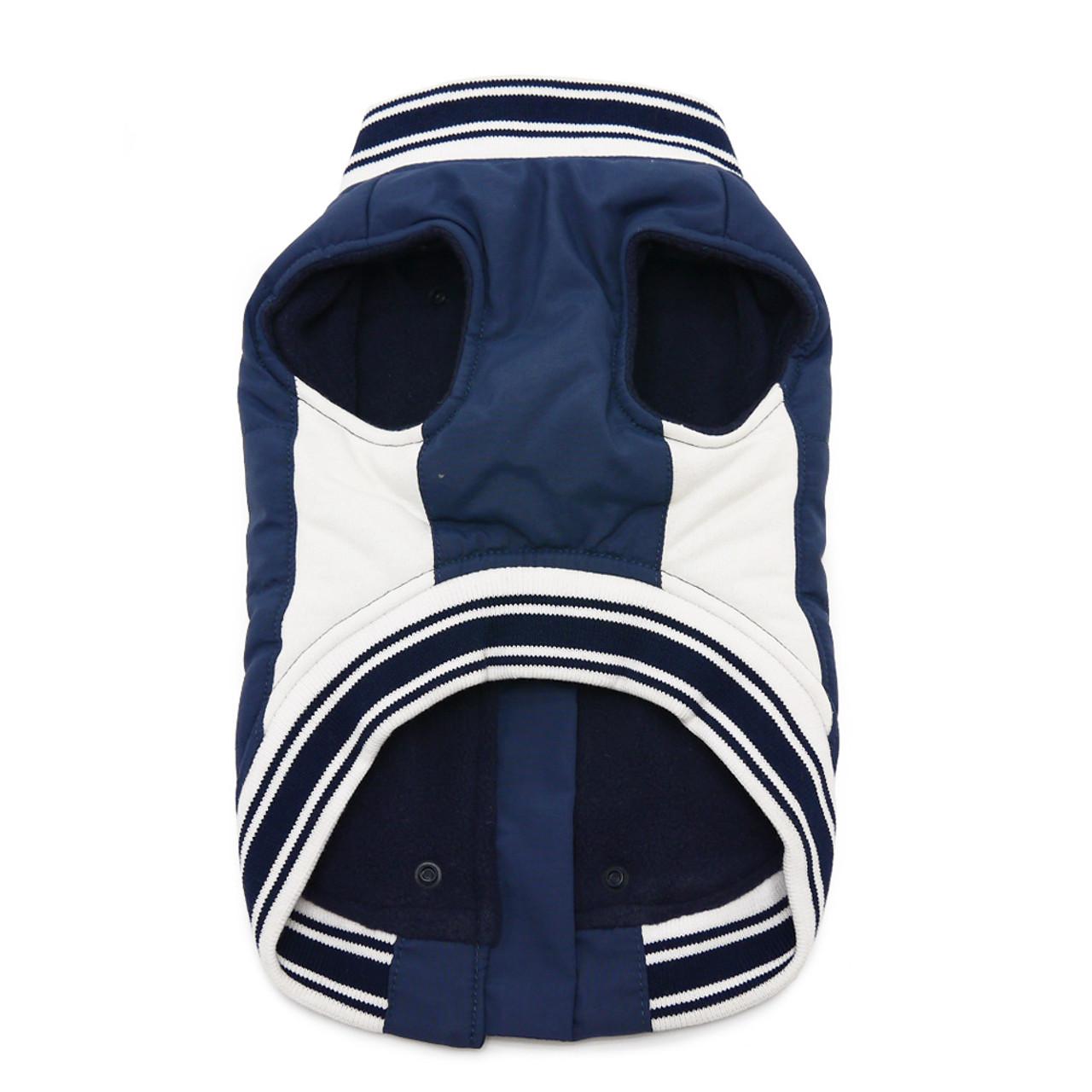 Dogo Varsity Runner Coat with Built In Harness