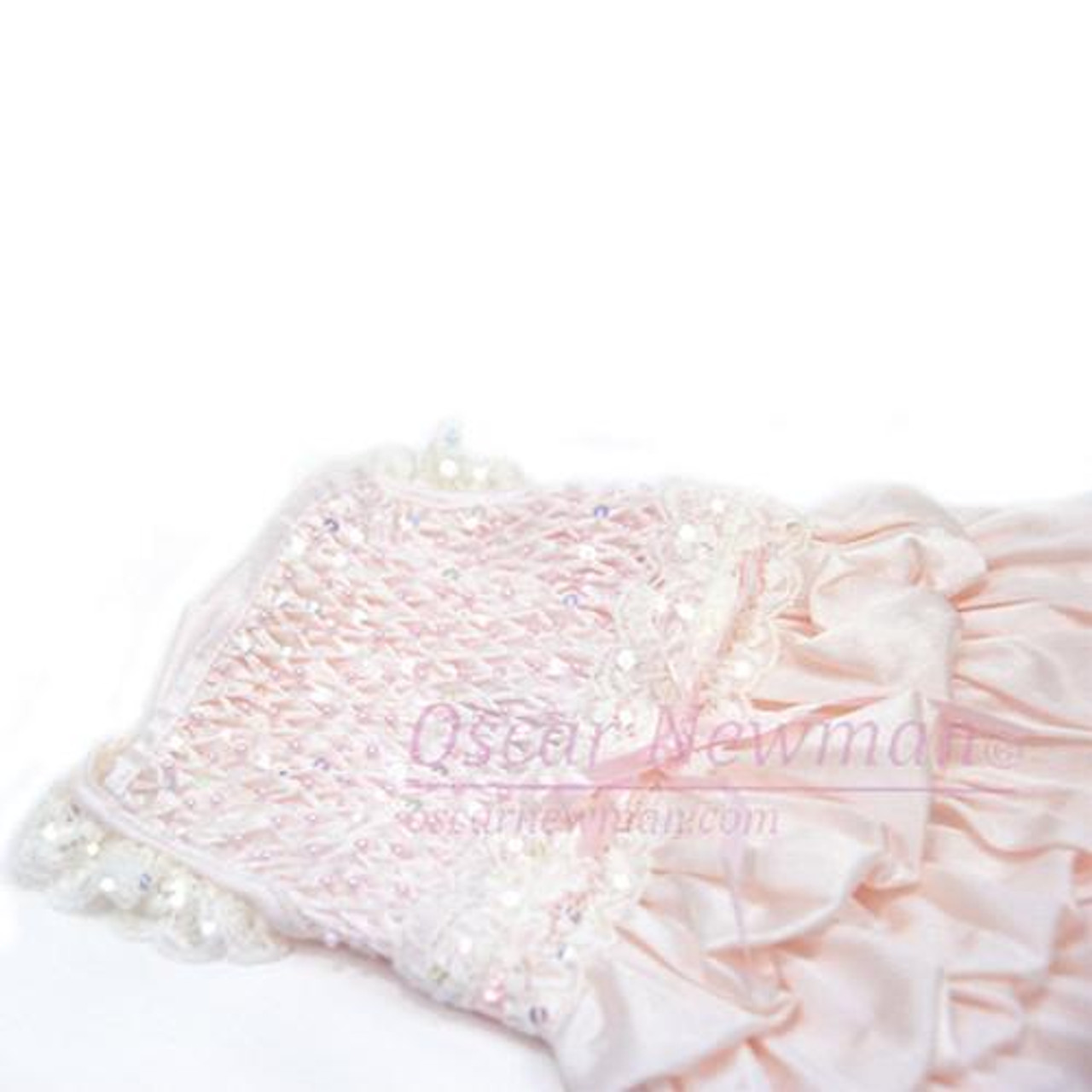 Oscar Newman I Dream of Maggie Hand Smocked Bubble Dress
