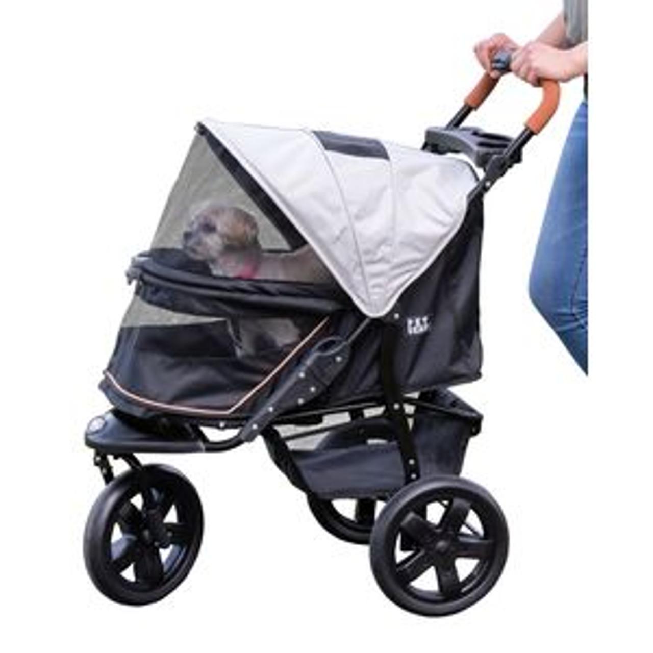 AT3 No Zip Pet Stroller