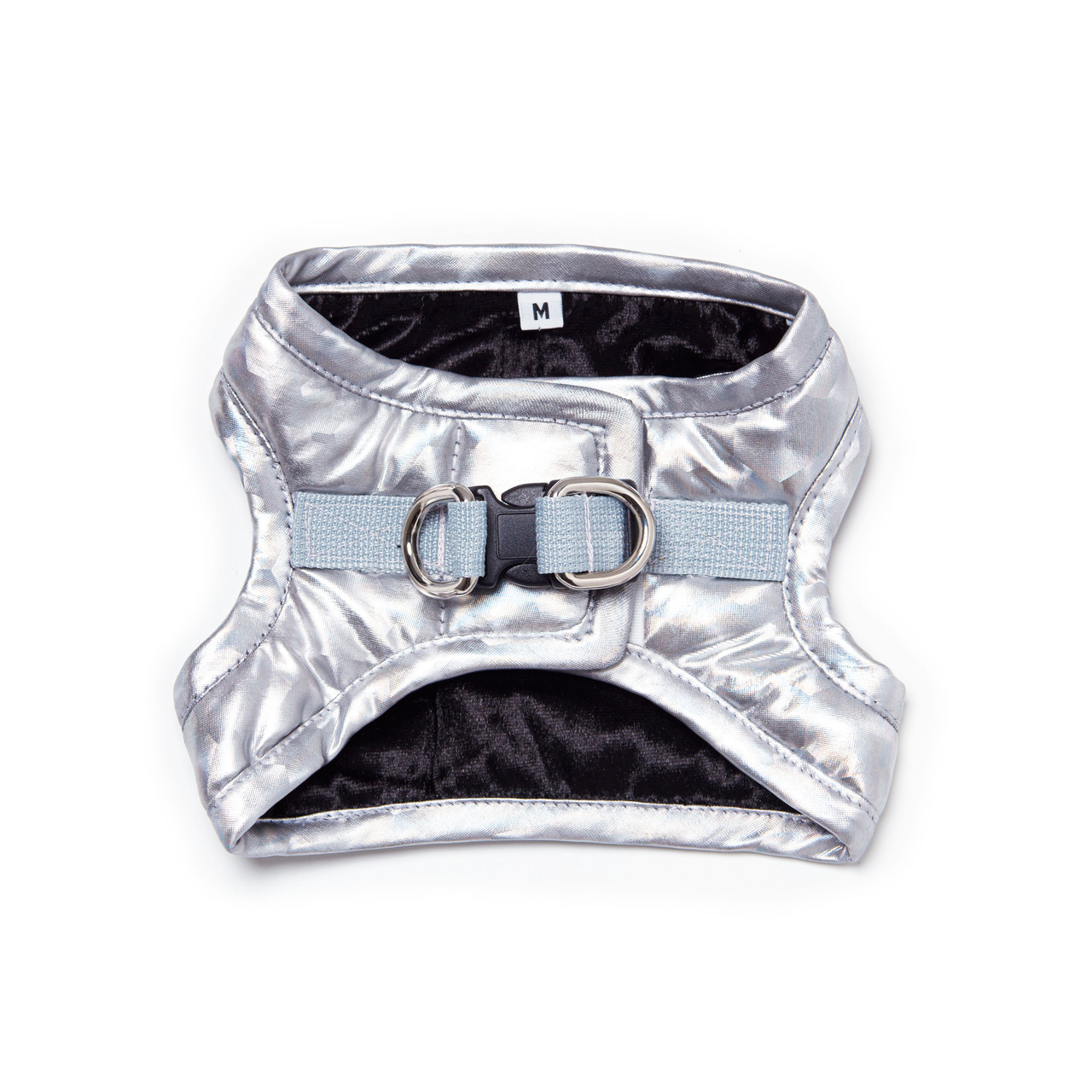 NYD Silver Holograms Step In Harness