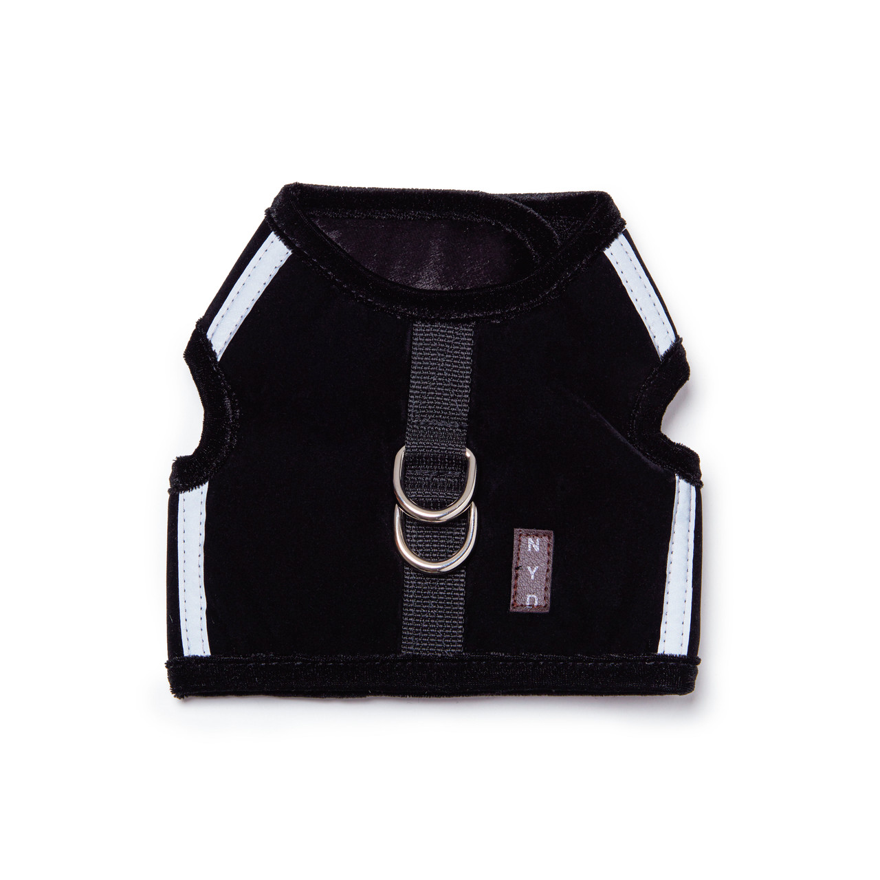 NYD Faux Suede No Buckle Wrap Harness