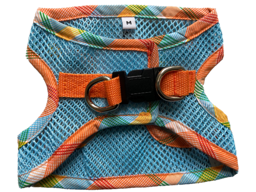 NYD Open Mesh Step In Harness