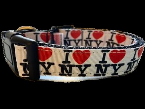 I Heart NY Collar