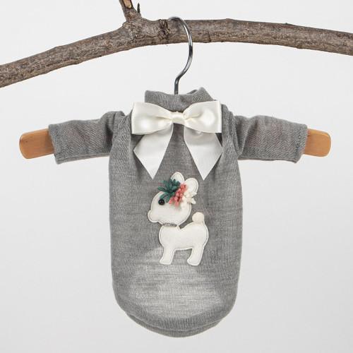 Hello Doggie Baby Deer Sweater