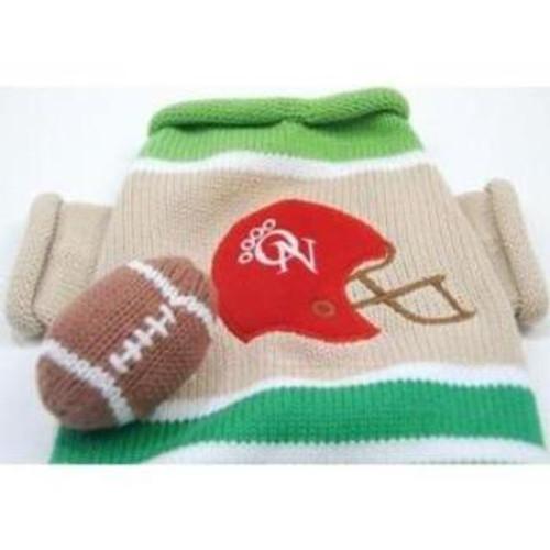 Oscar Newman Monday Night Football Sweater & toy -FINAL SALE