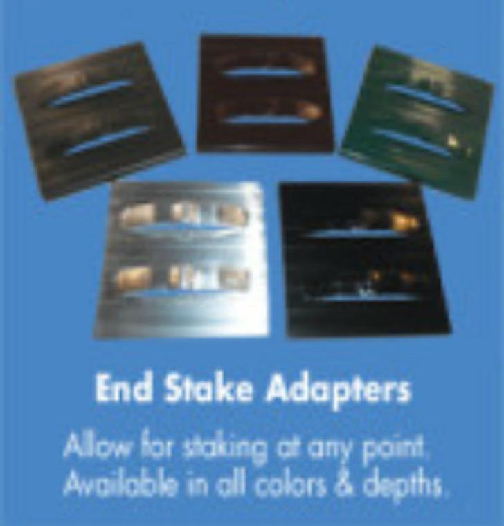 Aluminum Edging Adapters