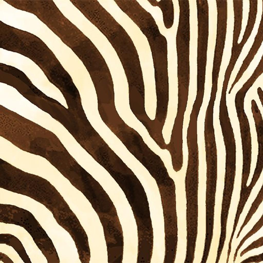 Zebra Print Strap Swatch