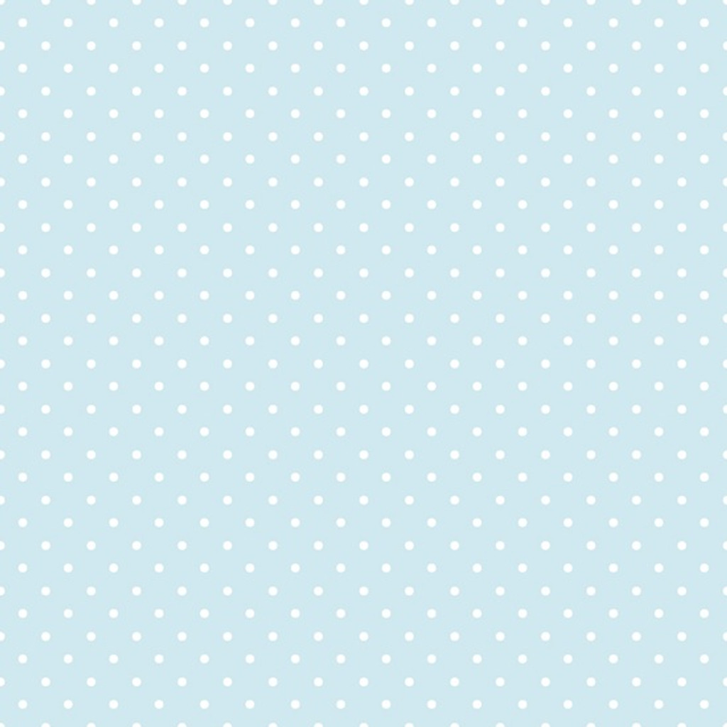 Aqua Dotted Waistband Fabric