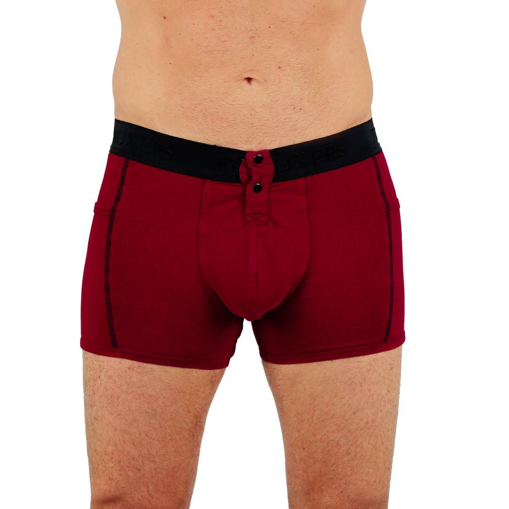 cranberry men's boxer briefs