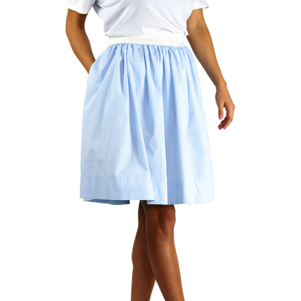 Stylish Skirt with Pockets