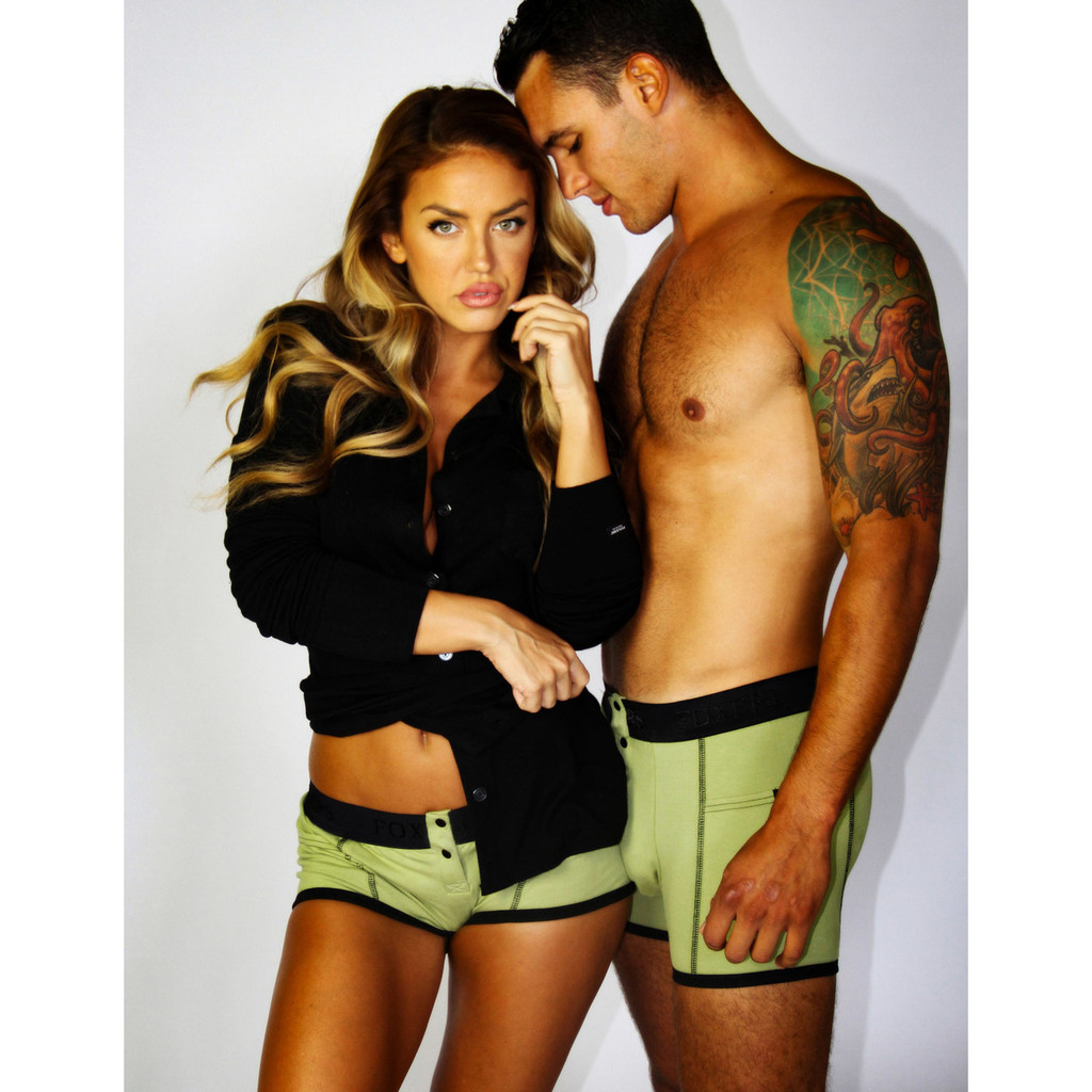 Matching His and Hers Underwear by FOXERS