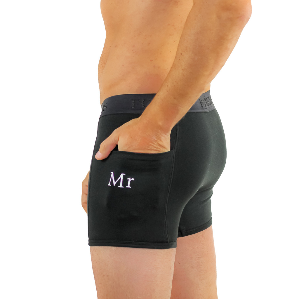 Mr & Mrs  couples underwear
