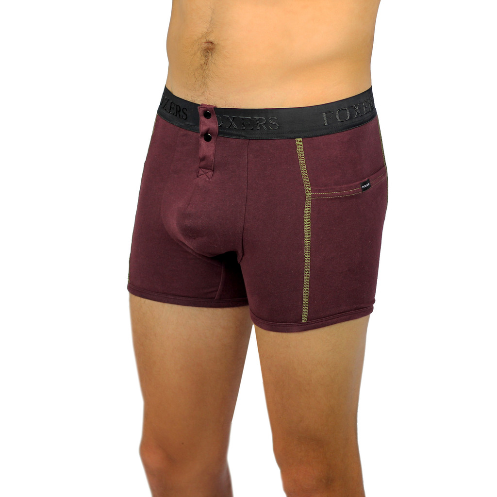 mens underwear with pockets