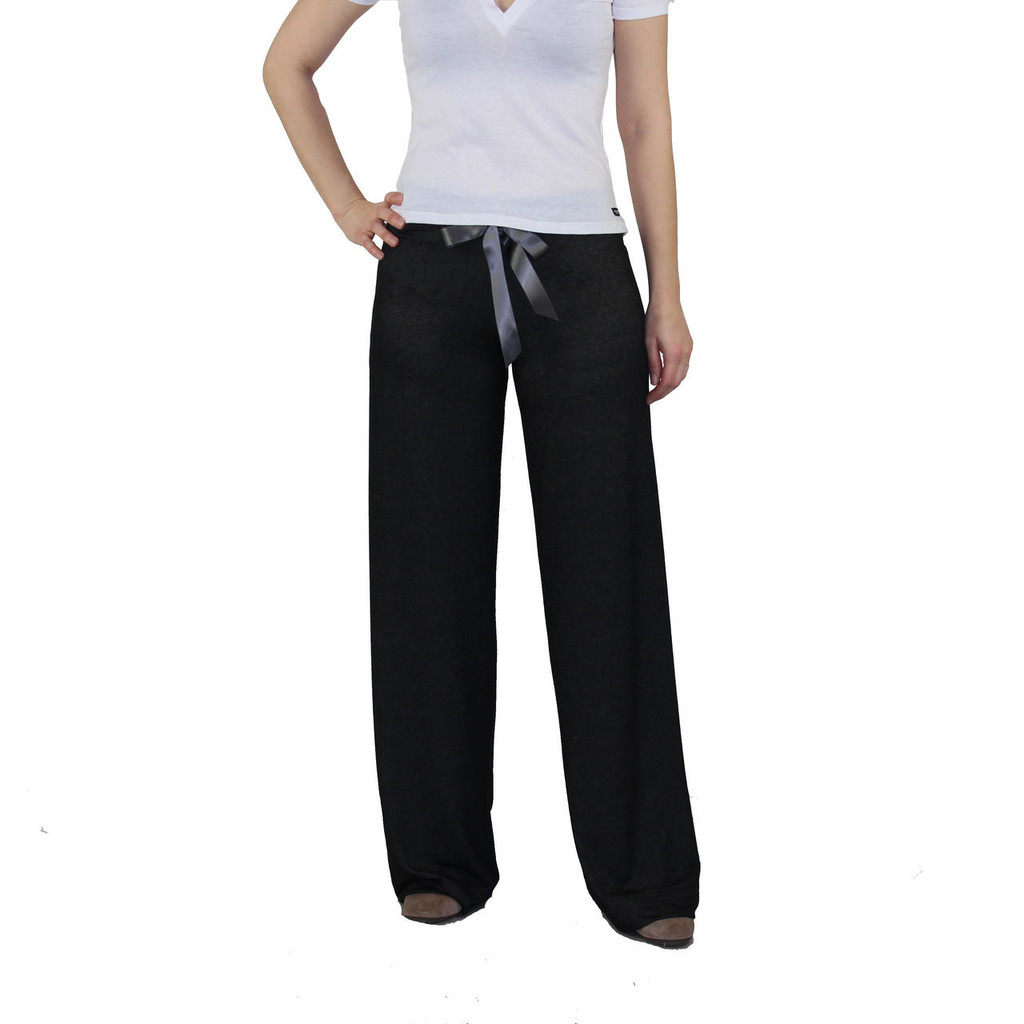 Dark denim lounge pants