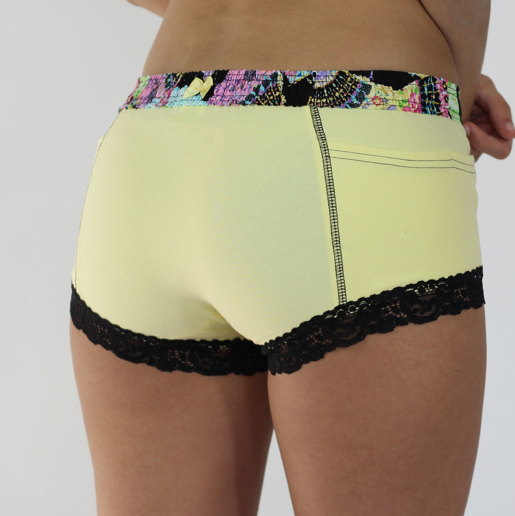FOXERS Boxer briefs for women