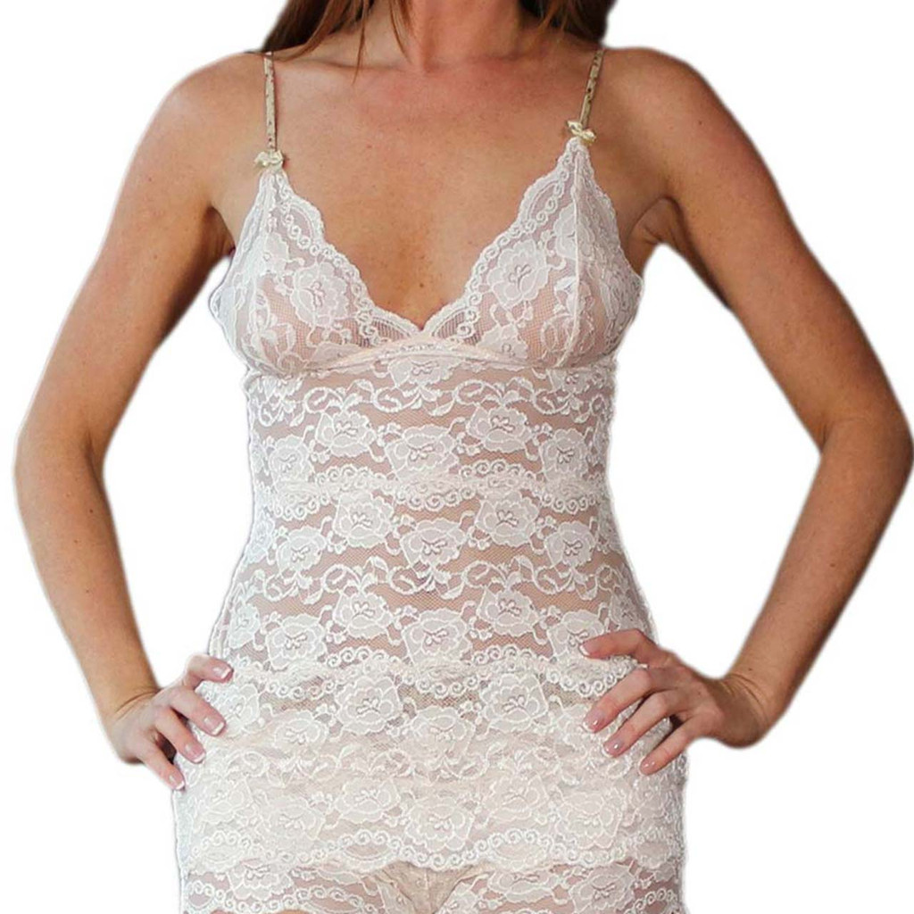 Blush Lace Camisole