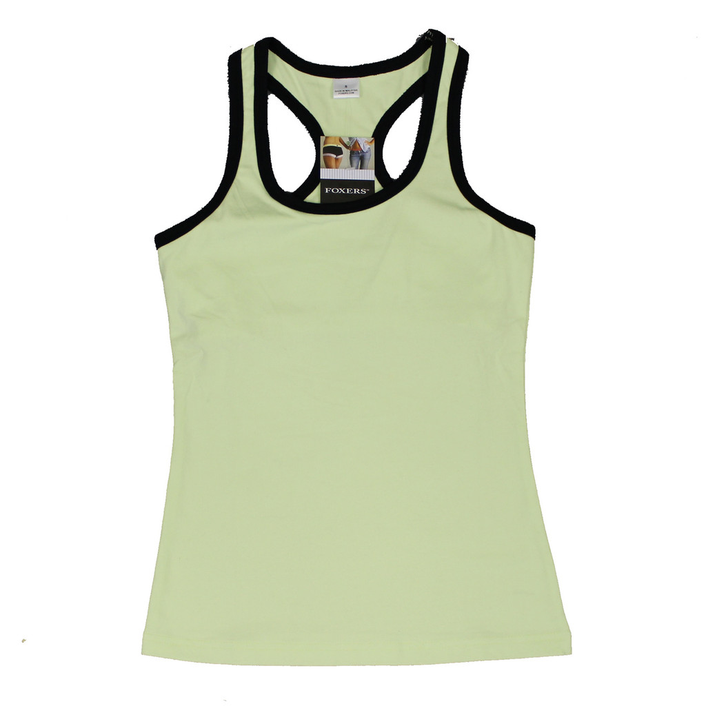 Mint Green Racer Back Bra Tank