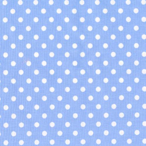 Light Blue Dot Adjustable Strap Swatch