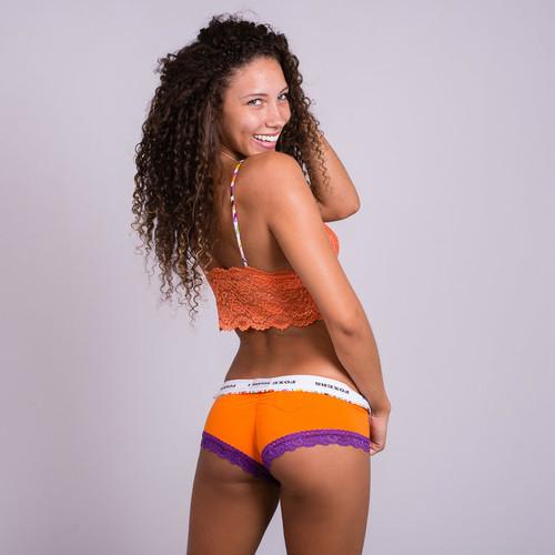 Women's Sexy Boxer Brief Underwear