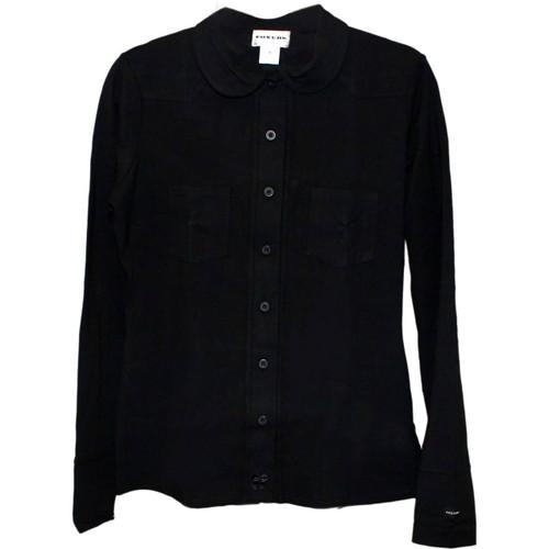 Black Equestrian Lounge Shirt
