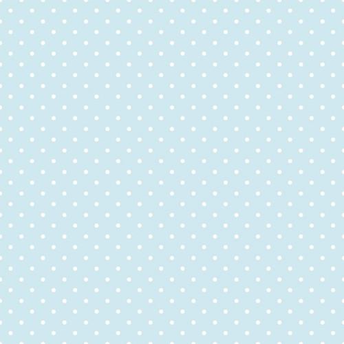 Aqua Dotted Waistband Fabric