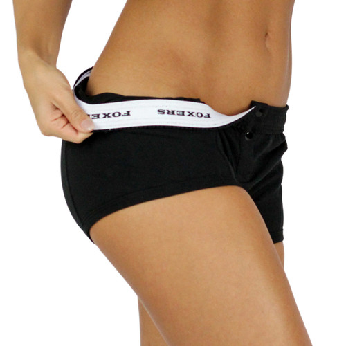 Black Tomboy Boxer Brief