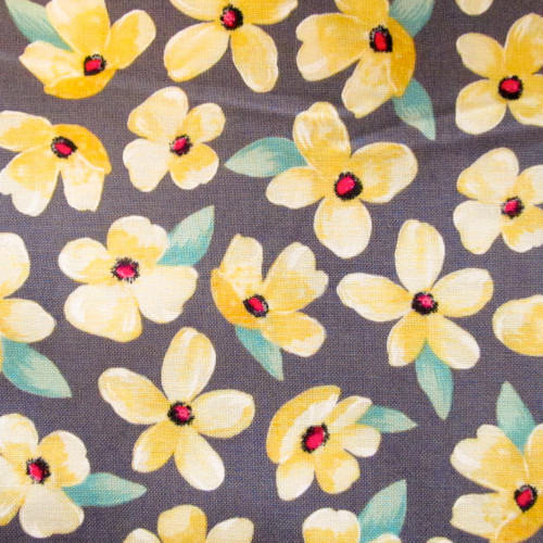 Hip Length Sunshine Yellow Lace Camisole Chemise