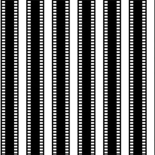 Filmstrip Print Straps Swatch