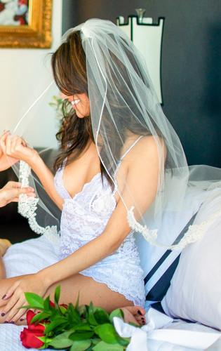 Bridal Lace Camisole