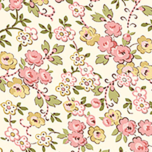 Blush Bouquet Straps Swatch