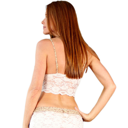Lace Cami with Adjustable Straps
