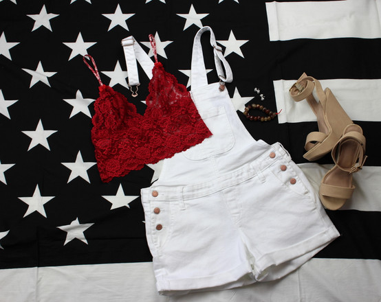 Foxers 4th of July Fashion
