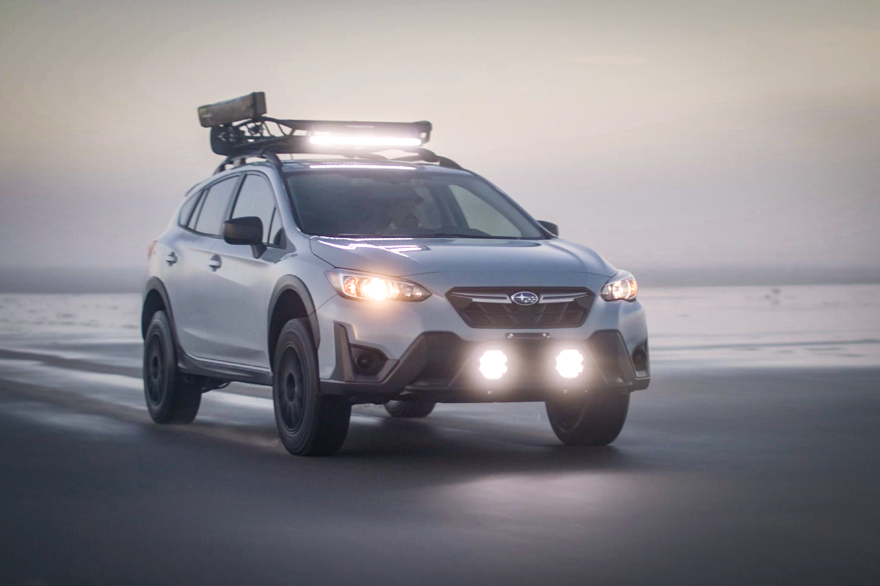 2 All Terrain Suspension Kit Suited For 2018 Subaru Crosstrek